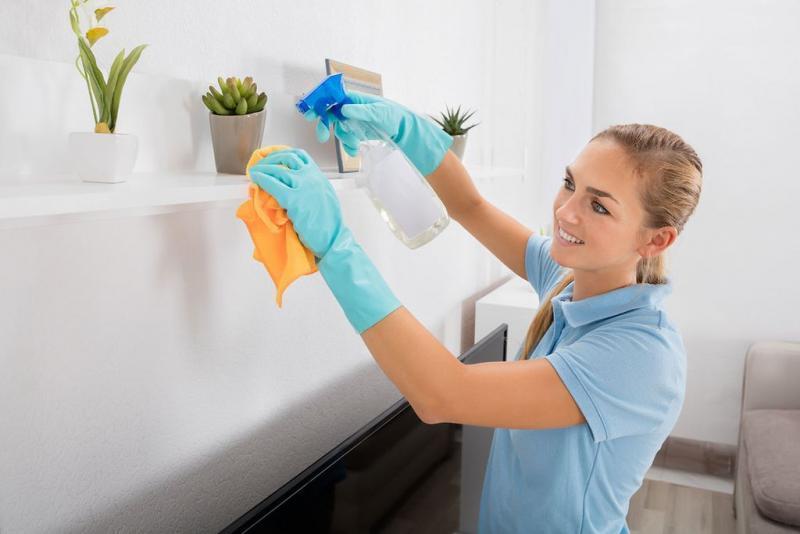 Sprzątanie Pomieszczeń 1